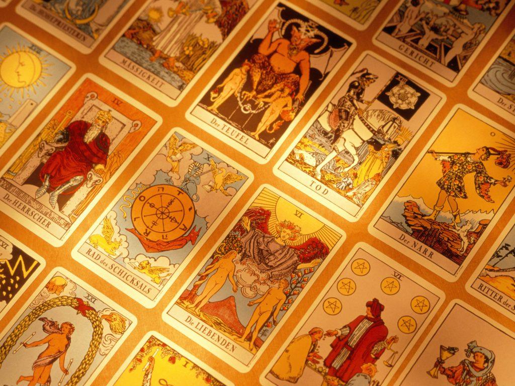 comment tirer les cartes du tarot